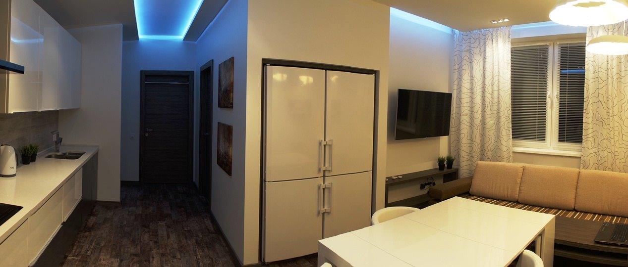 фото ремонт 3-комнатной квартиры