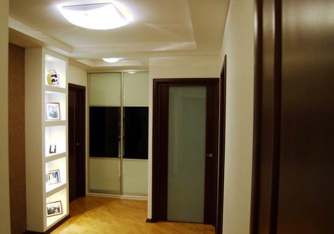 фото ремонта квартиры Минск-Сити